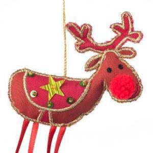 A Jingling Reindeer