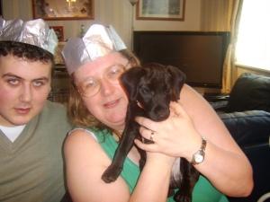 Mam and Daniel