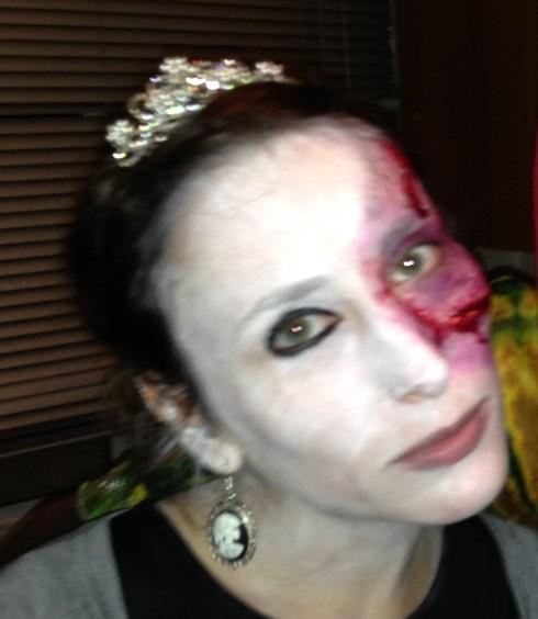 Zombie spookiness!