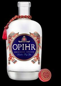 A beautiful gift bottle