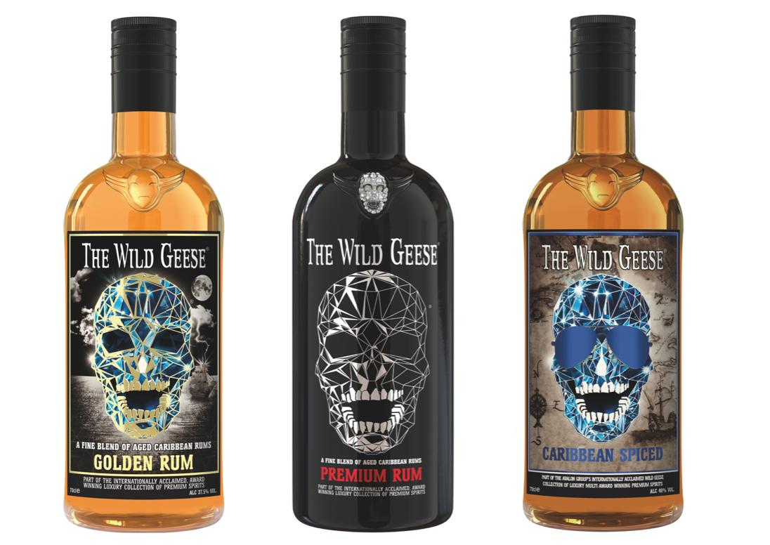 Rum a geordie lost in london for What goes good with spiced rum