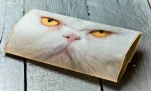 Cat tobbacco pouch