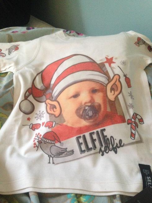 Elfie Selfie!