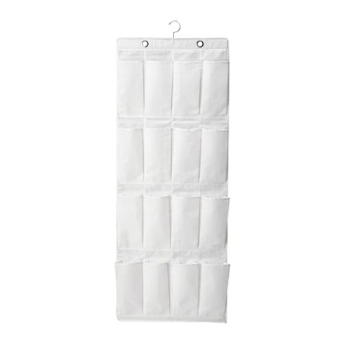 blog skubb-hanging-shoe-organiser-w-pockets-white__0249501_PE387776_S4
